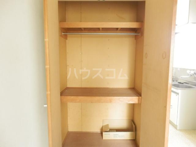 ラビアン7号館 105号室の収納