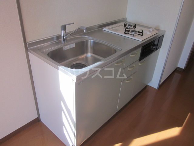 メルヴィ洗足 501号室のキッチン