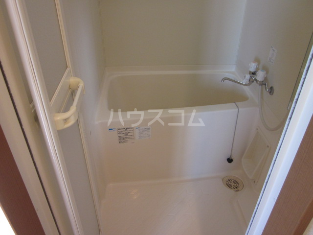 メルヴィ洗足 501号室の風呂