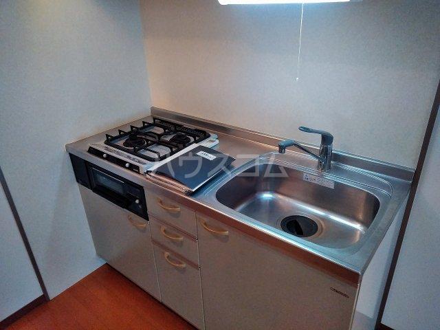 メルヴィ洗足 802号室のキッチン