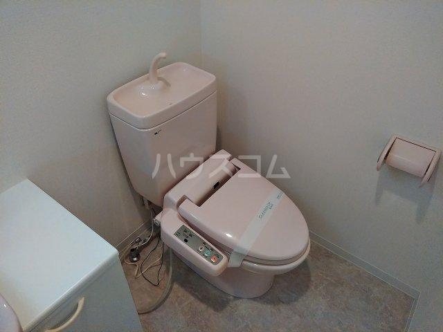 メルヴィ洗足 802号室のトイレ