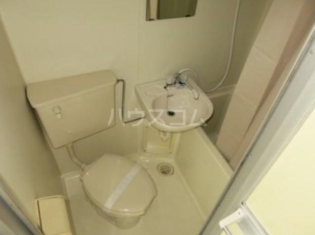 ターキーズ田園調布第2 503号室の風呂