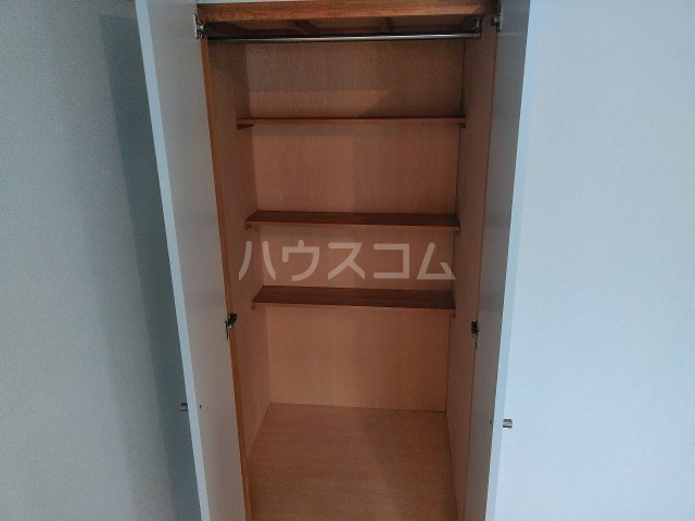 洗足第一マンション 303号室の収納