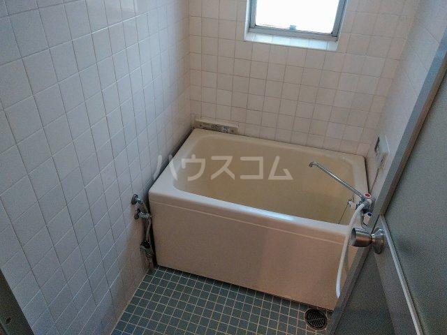 洗足第一マンション 303号室の風呂