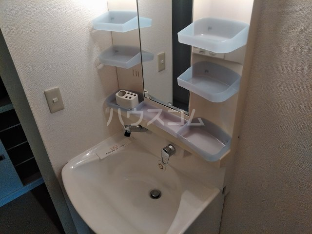 洗足第一マンション 303号室の洗面所