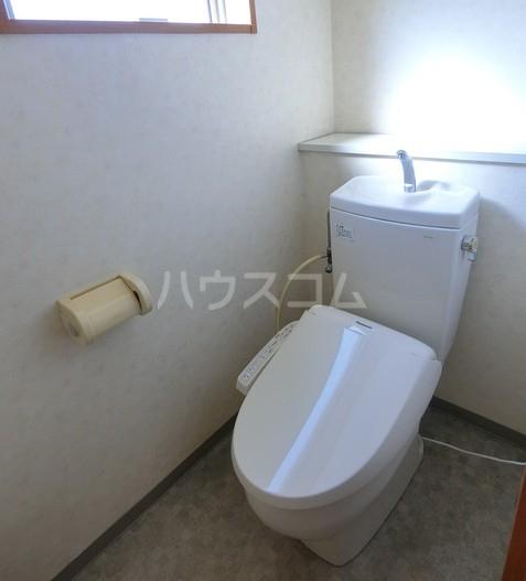 アクトフォルム武蔵小山 303号室のトイレ
