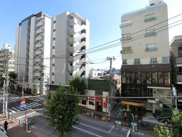 アクトフォルム武蔵小山 303号室の景色