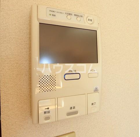 アクトフォルム武蔵小山 303号室のセキュリティ