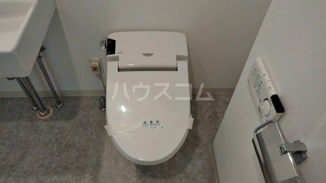 プライムアーバン目黒三田 306号室のトイレ