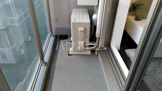 プライムアーバン目黒三田 306号室のバルコニー