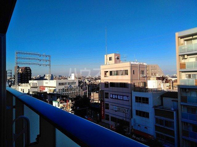 ビアンコネロ雪谷大塚 502号室の景色