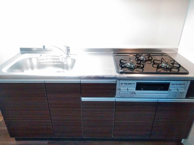 ビアンコネロ雪谷大塚 506号室のキッチン