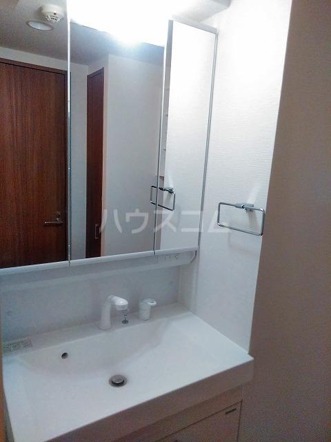 ビアンコネロ雪谷大塚 506号室の洗面所