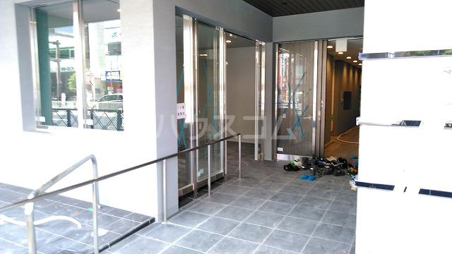 ビアンコネロ雪谷大塚 507号室のセキュリティ