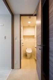 クレヴィアリグゼ雪が谷大塚 1001号室のトイレ
