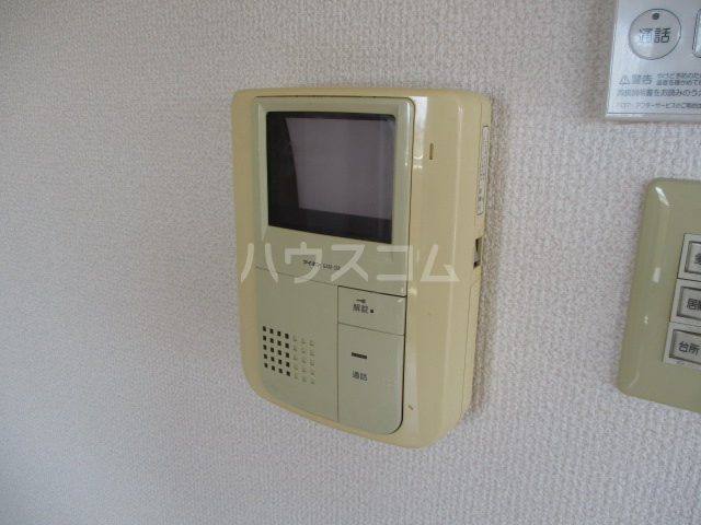 スタースクウェア 203号室のセキュリティ