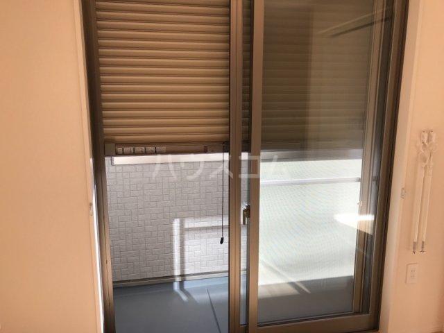 ウィステリアⅡ 102号室のバルコニー