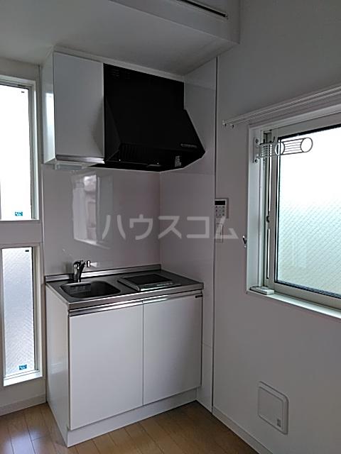 UTOPIA 201号室のキッチン