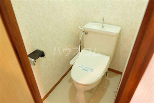 陽南イタリハイツ 105号室のトイレ