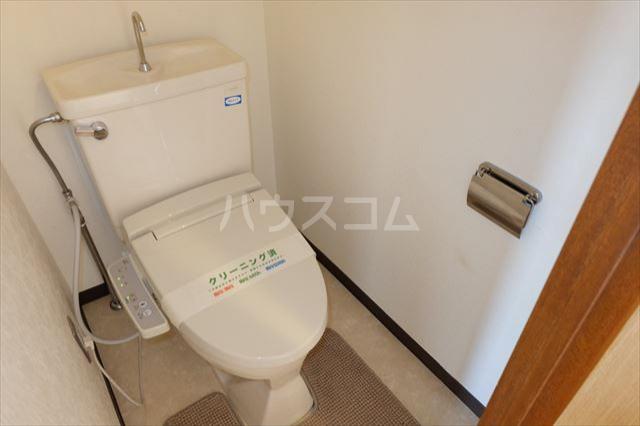 陽南イタリハイツ 306号室のトイレ
