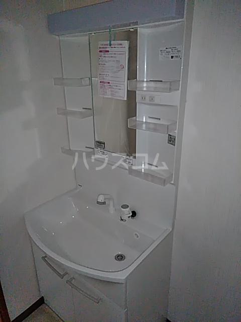 Neo・Nisiki 503号室の洗面所