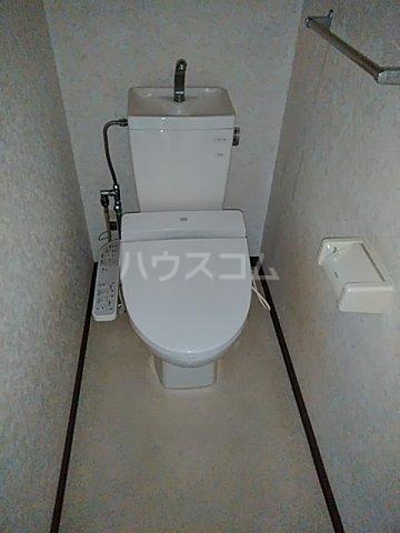 Neo・Nisiki 503号室のトイレ