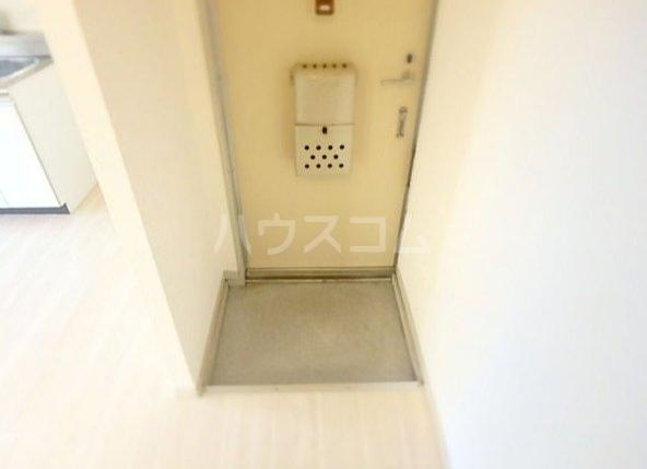 コーポチヨ 101号室の玄関