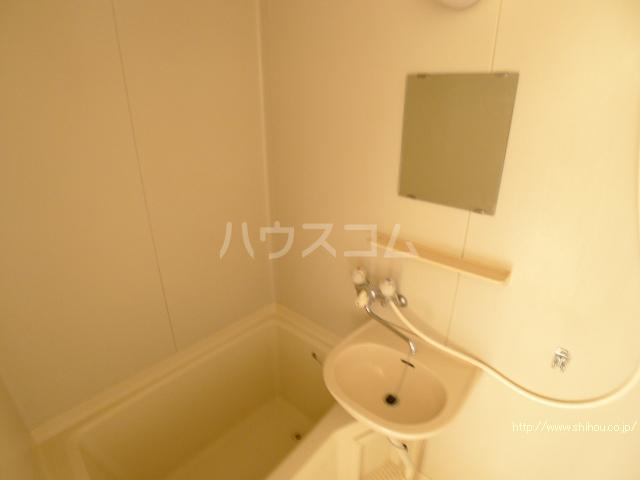 コーポマロニエB棟 202号室の風呂