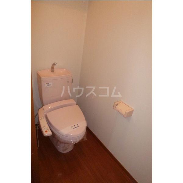 エターナル宝木 D棟 102号室のトイレ