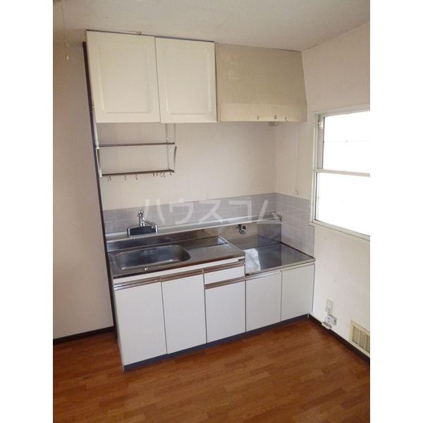 白沢ハイツB 101号室のキッチン