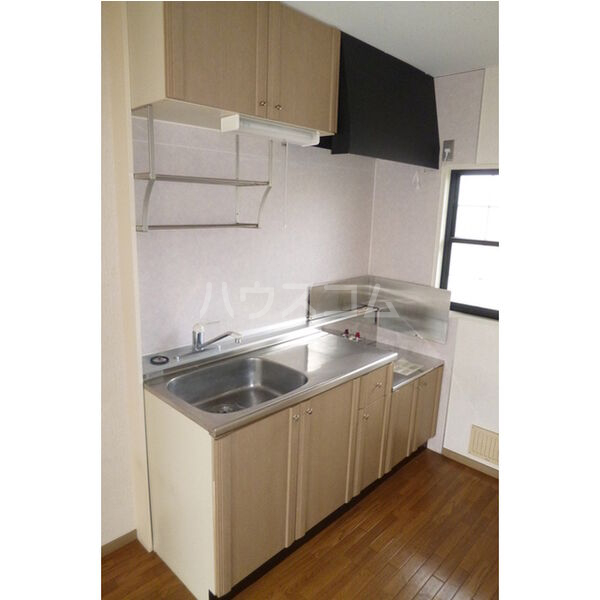サンガーデン106 E 202号室のキッチン
