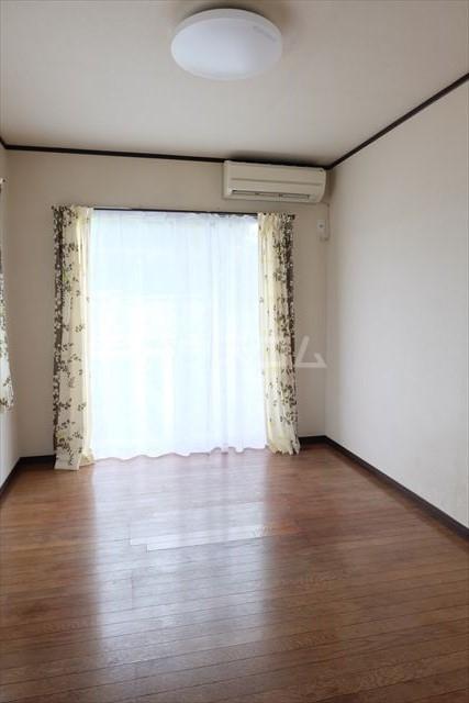 コーポメール 203号室のベッドルーム