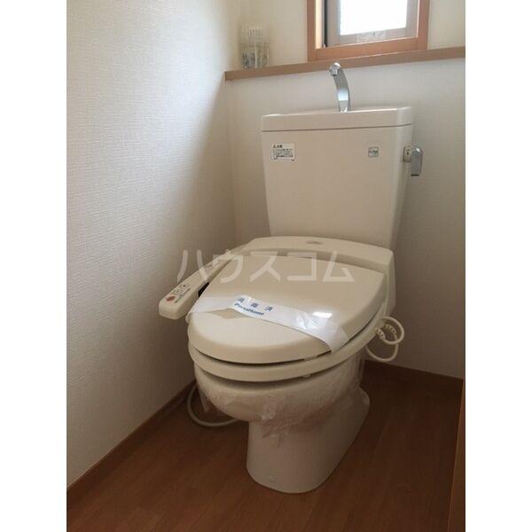 ドリームタウンⅢ Cのトイレ