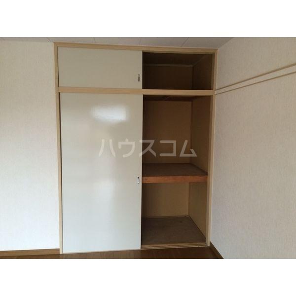 ハイツ仁井田B 102号室の収納