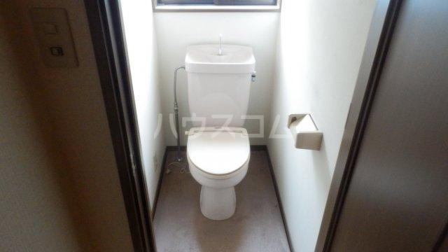 宮園店舗 201号室のトイレ