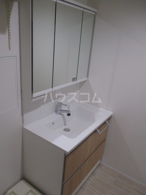 リアンボヌール 202号室の洗面所