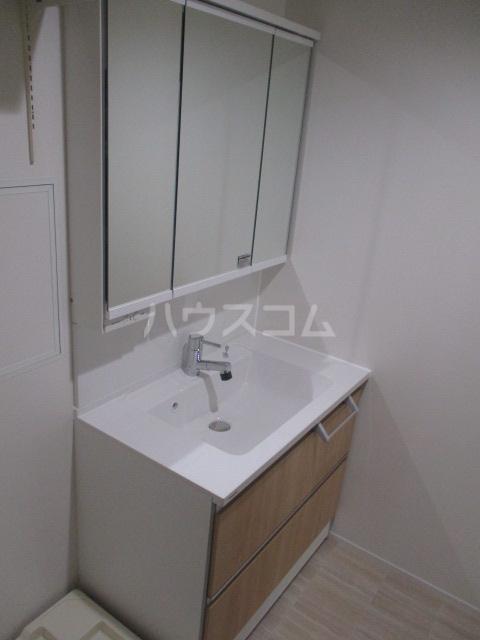 リアンボヌール 302号室の洗面所