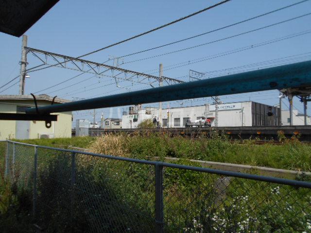 駅裏国見アパート 101号室の景色