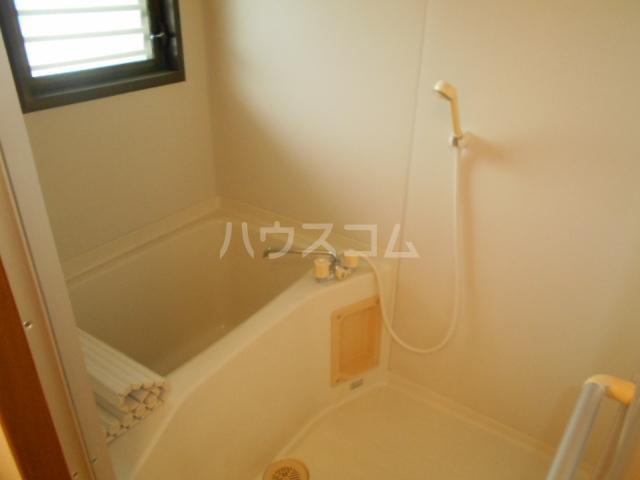 グリーンピュア 202号室の風呂