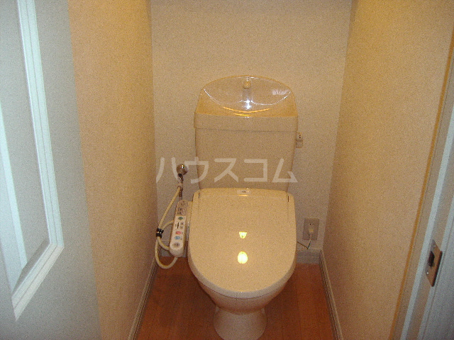 リバーサイド グレース 203号室のトイレ