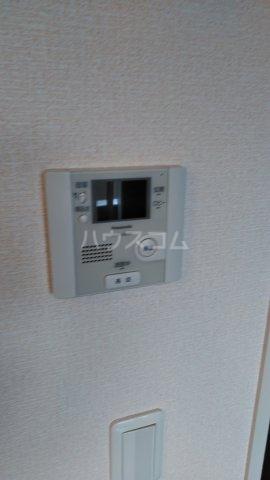 ルミエールB 201号室のセキュリティ