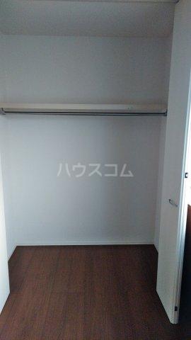 ルミエールB 201号室の収納