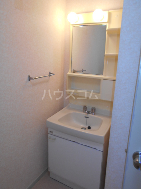 原第5マンション 105号室の洗面所