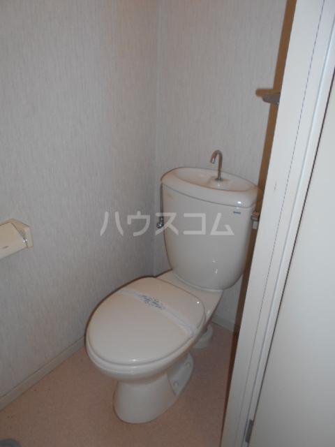 原第5マンション 105号室のトイレ