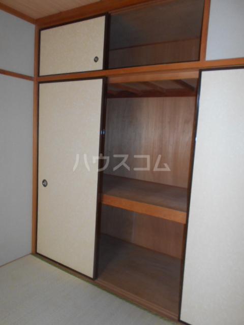 原第5マンション 105号室の収納