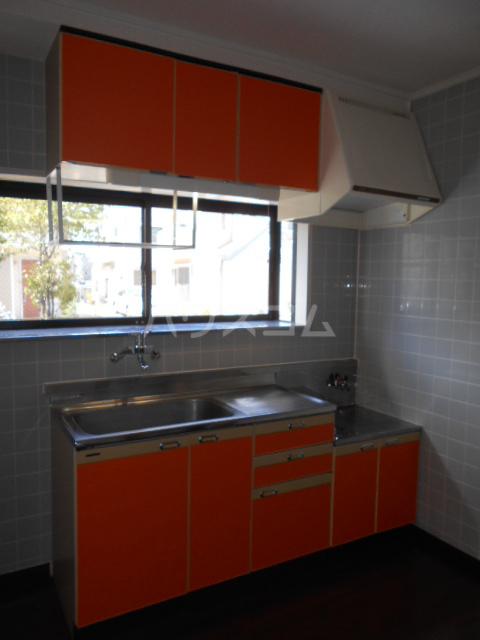 原第7マンション 101号室のキッチン