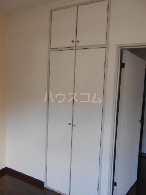 原第7マンション 101号室の収納