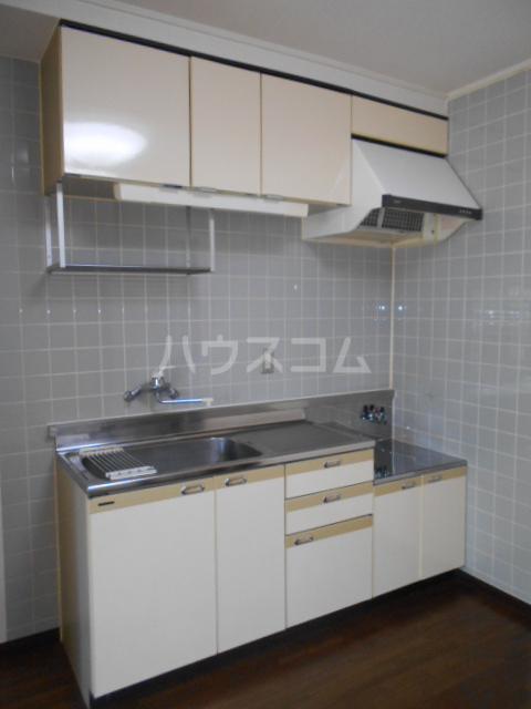原第7マンション 107号室のキッチン