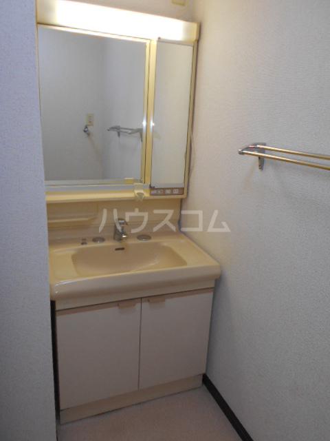 原第7マンション 107号室の洗面所