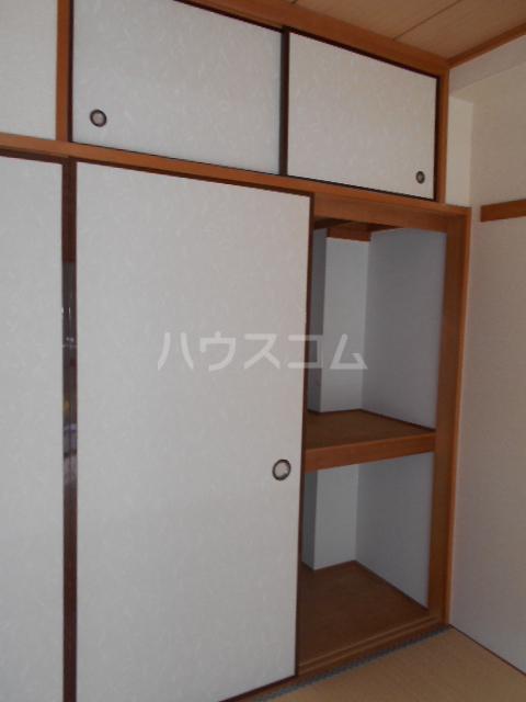 原第7マンション 107号室の収納